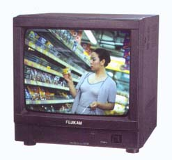 彩色监视器