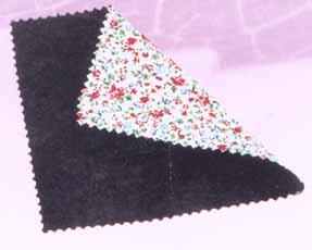 活性炭纤维植绒布