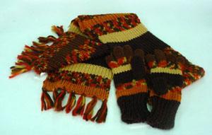 冰岛毛围巾