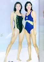 女装针织泳衣