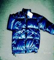 女式羽绒大衣