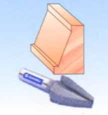 15°板型刀