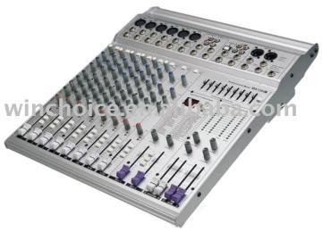 12 -16 チャンネル ミキサーコンソールMX1204B
