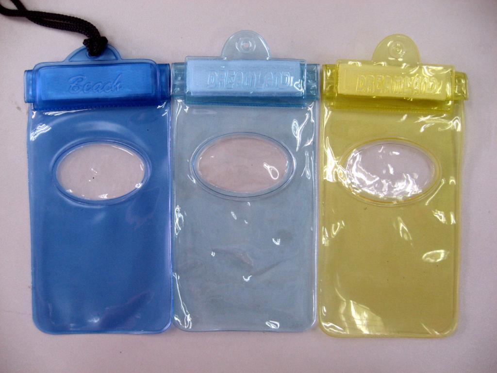 夏季理想用品充气防水手机袋