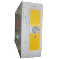 ホストコンピュータ(电脑机箱-小机箱装大主机板,大电源)