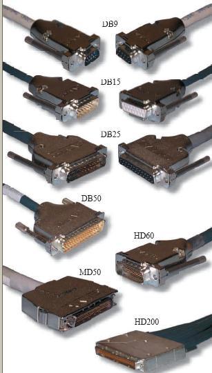 DB9/DB50 组装式 CABLE