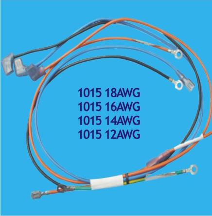 UL1015 工业线束定做加工出口