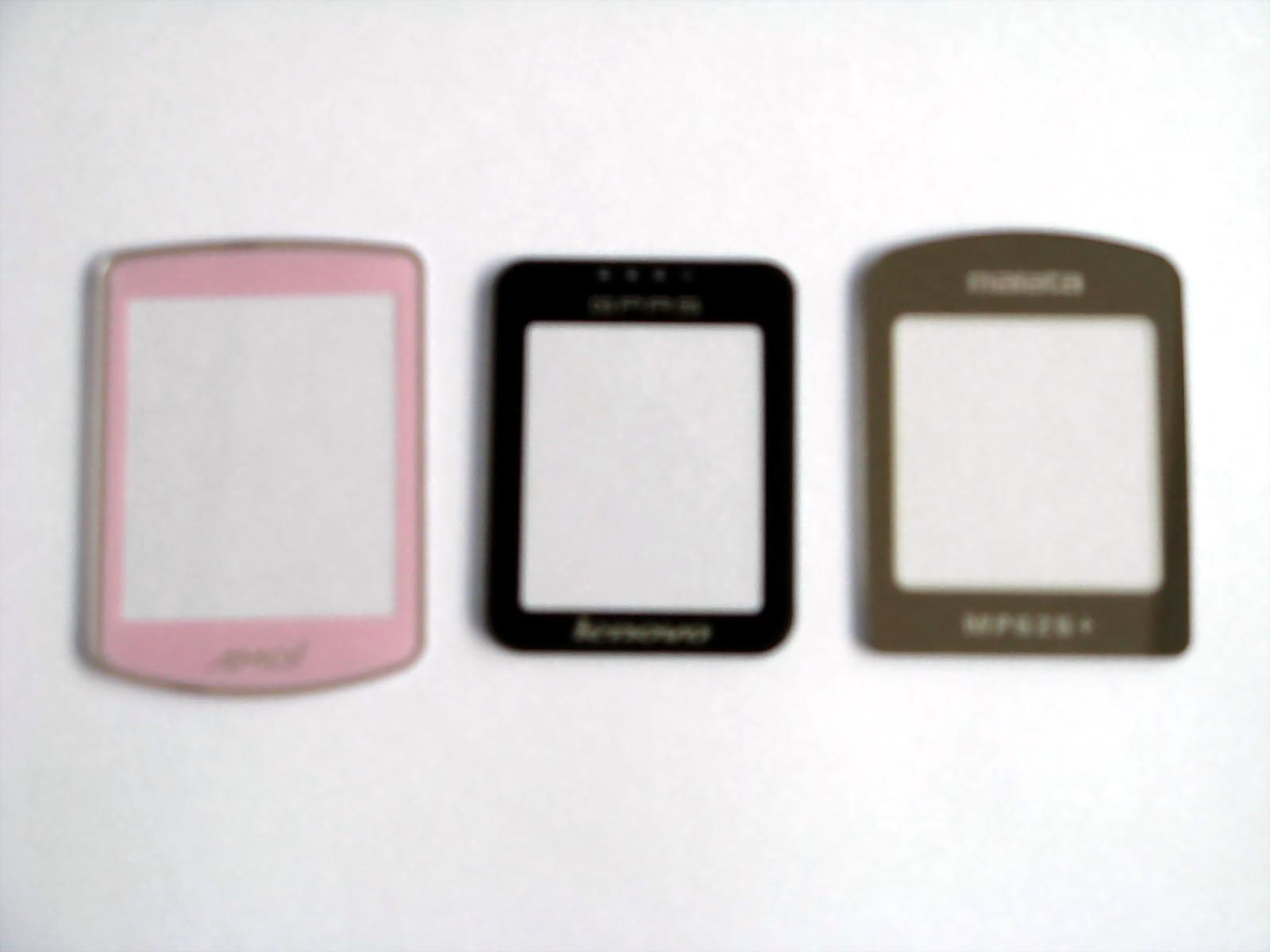 携帯、デジタルカメラ用のディスプレーレンズ