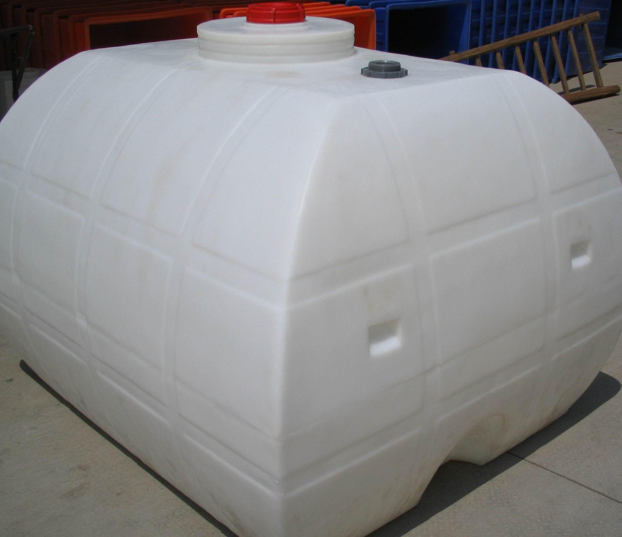 プラスチック 水平 化学工業 タンク
