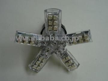 S25ダブル(BAY15D)型 LED40球