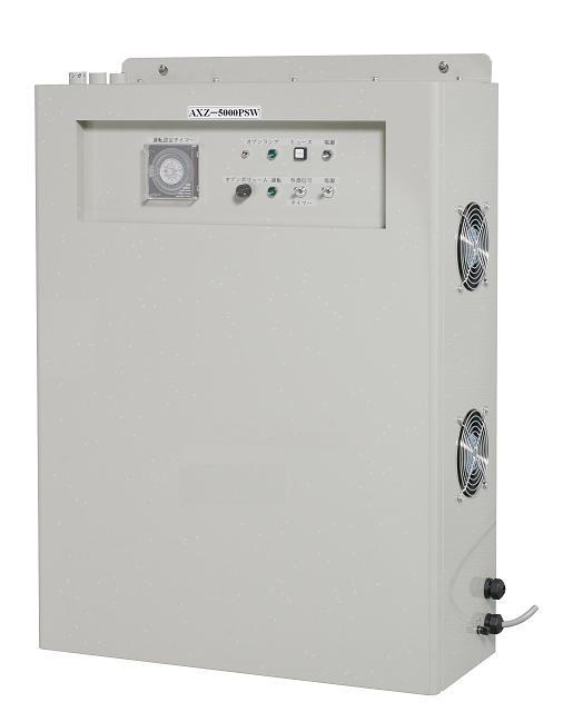 産業用オゾン水製造装置