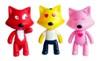 プラスチック玩具(動物型)卡通塑料玩具