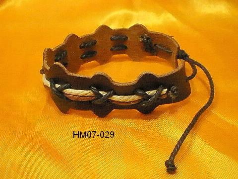 皮手链,皮革工艺品,饰品,羊皮手链,节日礼品,