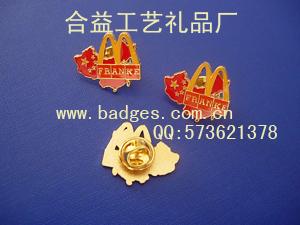 地图徽章 协会团体徽章 襟章 勋章