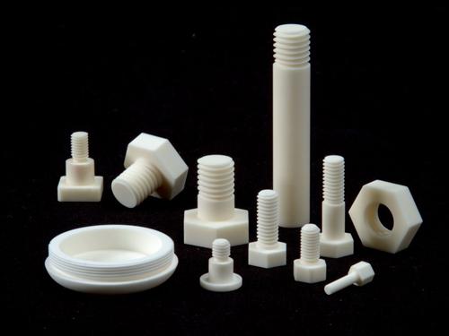 陶瓷零件內外螺紋精密加工