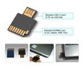 3C 超薄USBメモリ