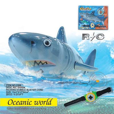 遥控鲨鱼(J023650)