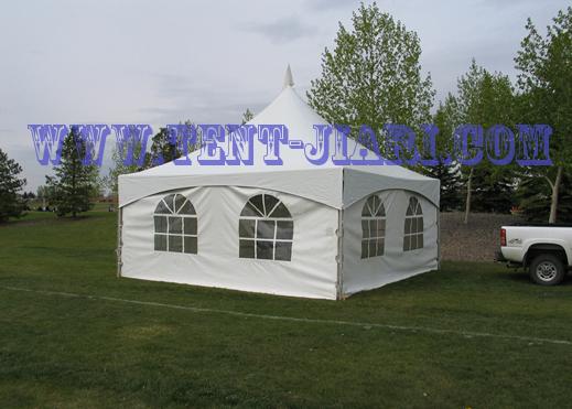 张拉式帐篷