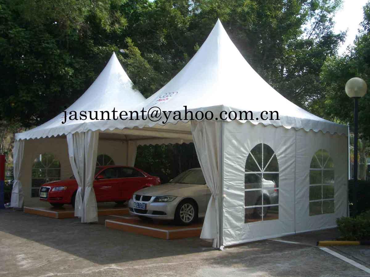 铝合金锥顶帐篷