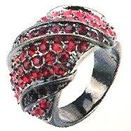 ファッションの指輪