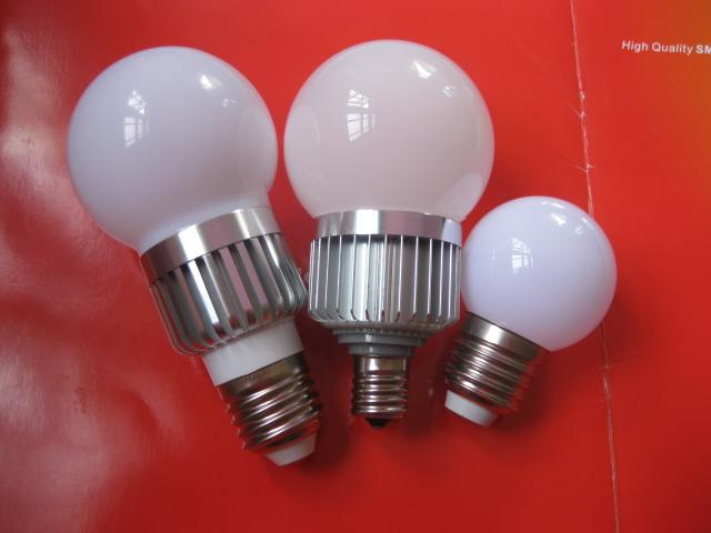 E17 3W LED bulb