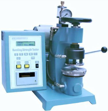 破裂强度试验机/纸箱破裂机/电子式破裂强度试验机