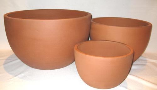 紫砂素焼き鉢PT002