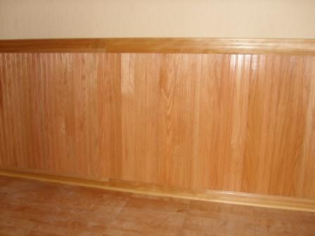 木製壁板 腰板