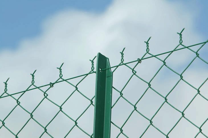 ひし形金網 フェンス