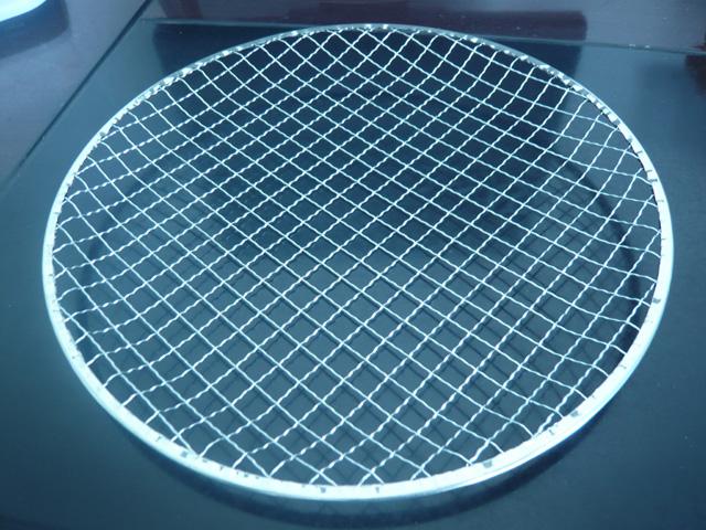 焼肉用金網 焼肉金網 焼き網 使い捨て焼き網 ステンレス焼き網 バーベキューグリル