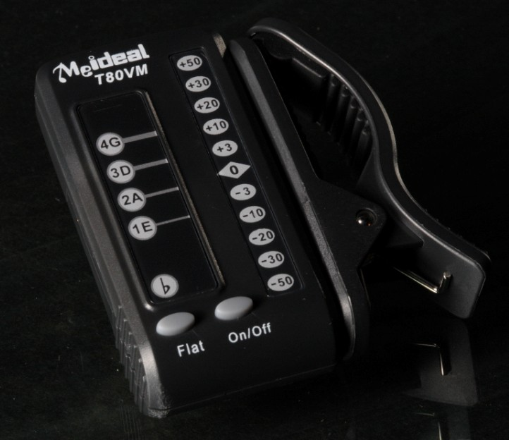 T80VM小提琴曼陀林专业校音器