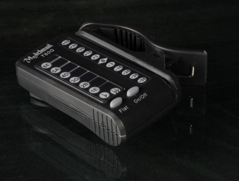 T80G 吉他专用校音器