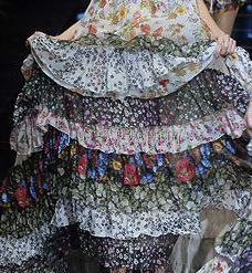 雪纺服装印花布,雪纺印花,印花雪纺,乔其印花