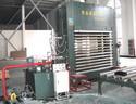 ファイバー/ボード、プラスター/ボード、防火板、絶縁プレート圧機生産ライン