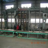 木塑板热压机组设备