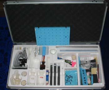 初中生物实验箱
