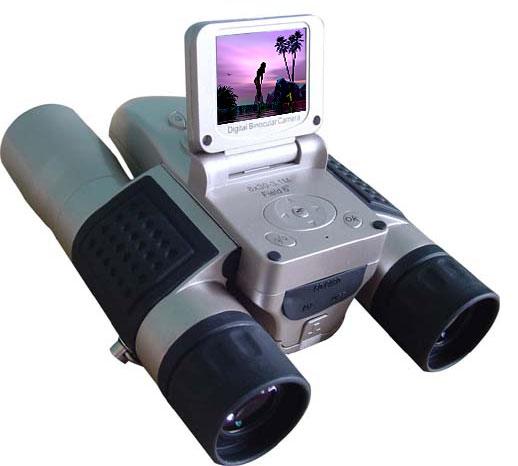 デジタルカメラ付双眼鏡 T11000