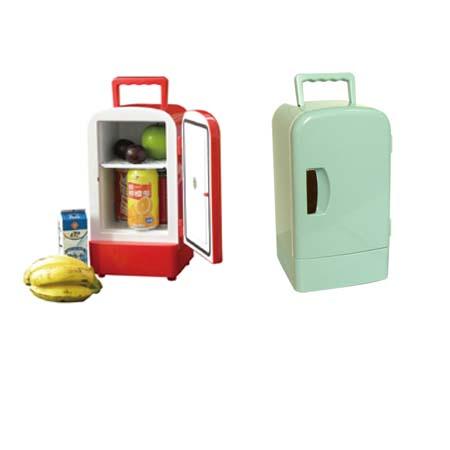 スモールサイズ冷蔵庫4L(小号冰箱4L)