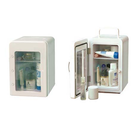化粧品用冷蔵庫4L