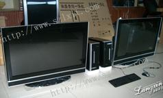 32寸触摸屏显示器