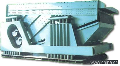 LZS系列冷矿振动筛