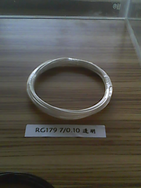 射频电缆RG179