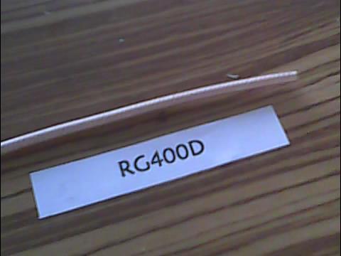 RG400D电缆