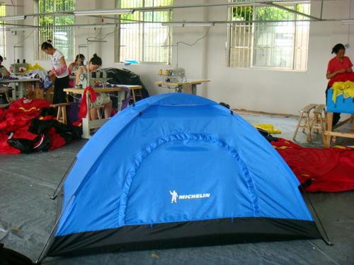 双人单层帐篷