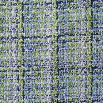 Acrylic Fancy Yarn Dyed Fabric for Garment(2)