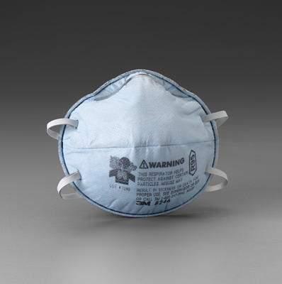 3M 8210 N95防护口罩