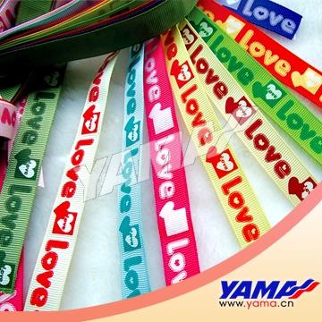 印刷涤纶带