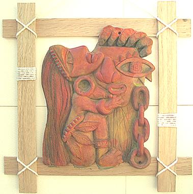 3#――浮き彫り