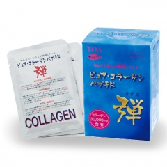 ピュア/コラーゲンペプチド弾(はずむ) 液体タイプ (日本直销骨胶原肽子弹(液态型))