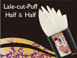 京都姬子美人LaLe cut Puff(half&half)[京都姫子美人 LaLe cut Puff(half&half)]